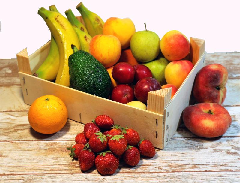 pack mediano fruta ecologica somnatur