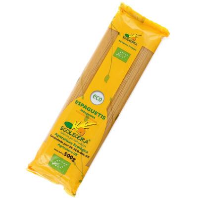 espaguettis integrales ecologicos