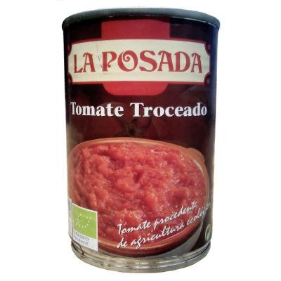 tomate troceado ecológico