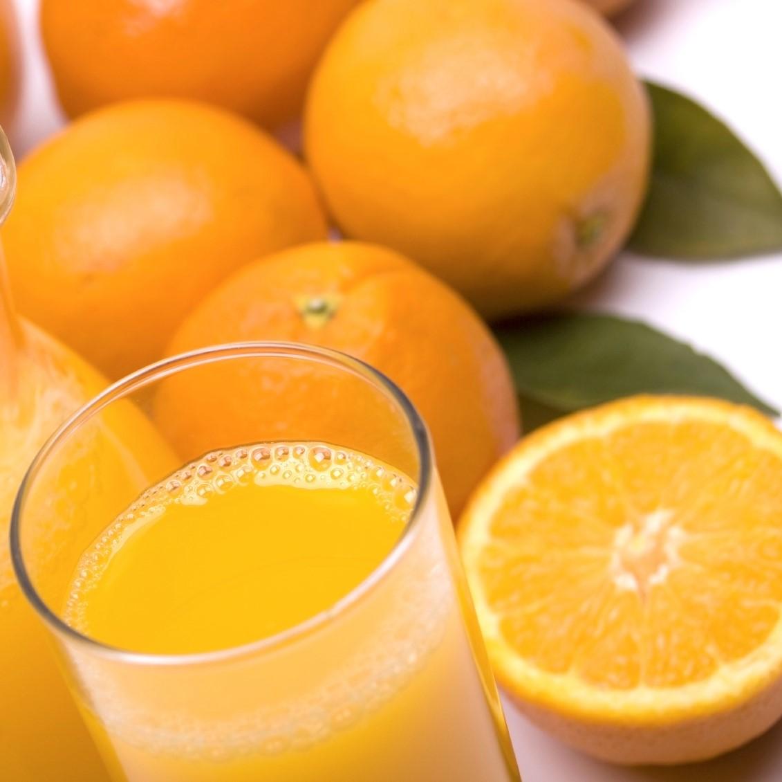 naranja zumo ecologica